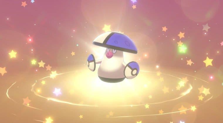 Imagen de Pokémon Espada y Escudo: Así puedes conseguir un Amoonguss shiny listo para el combate