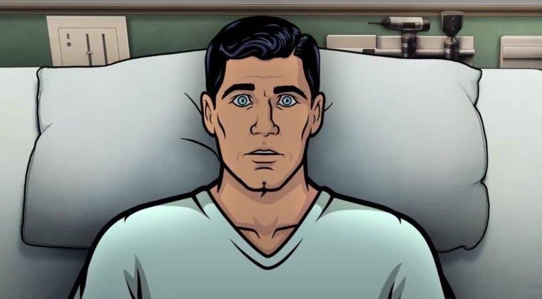 Imagen de Archer renueva por una temporada 12 en FX por su resurgimiento en audiencias