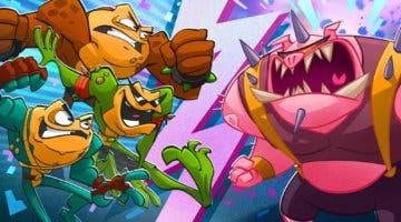 Imagen de Battletoads ha superado la marca del millón de jugadores y lo festeja con un tráiler