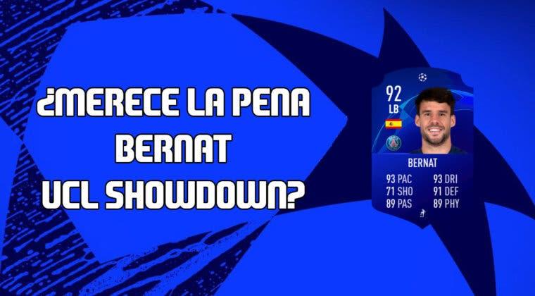 Imagen de FIFA 20: ¿Merece la pena Juan Bernat UCL Showdown? + Solución de su SBC