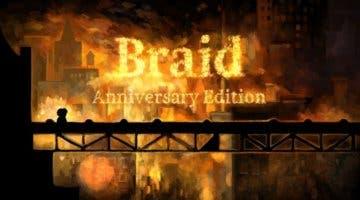 Imagen de Braid: Anniversary Edition es anunciado a través de un tráiler