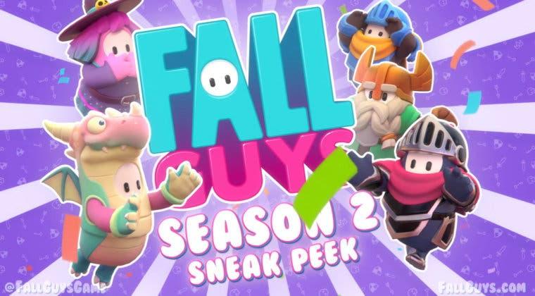 Imagen de Fall Guys temporada 2: Estas son todas las nuevas skins presentadas