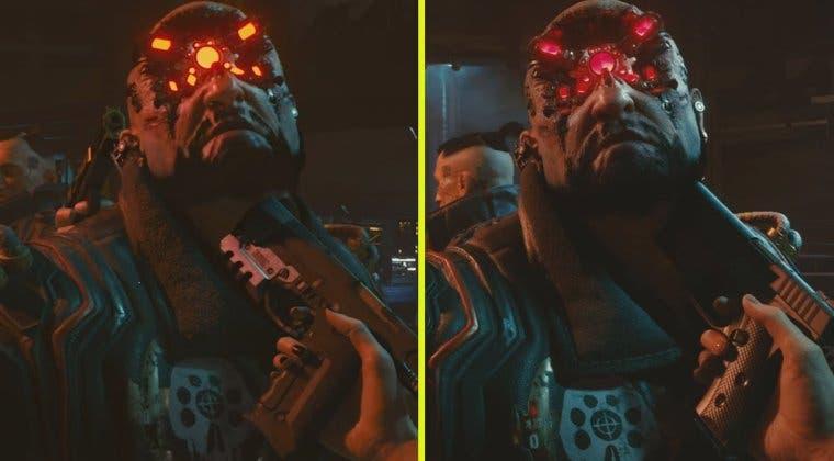 Imagen de Cyberpunk 2077: Esta es la mejora gráfica que ha experimentado el juego