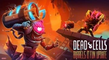 Imagen de Dead Cells añade Barrels o'Fun, una actualización con una nueva área, enemigos y más