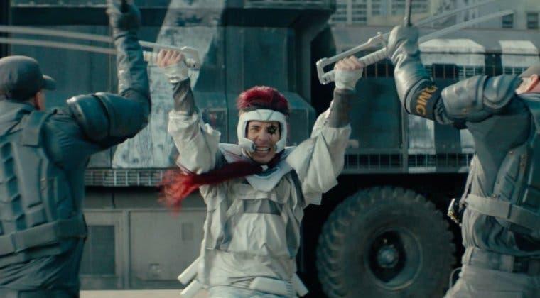 Imagen de Lewis Tan (Deadpool 2) comparte su descabellada idea para un spin-off de Shatterstar