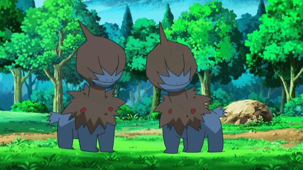 Deino Pokémon GO
