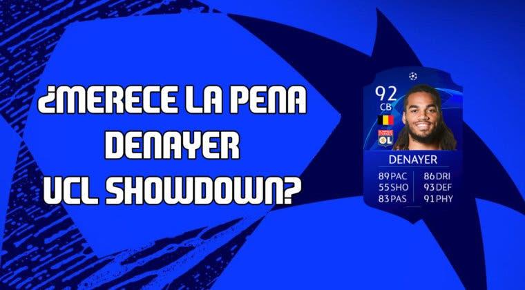 Imagen de FIFA 20: ¿Merece la pena Jason Denayer UCL Showdown? + Solución de su SBC
