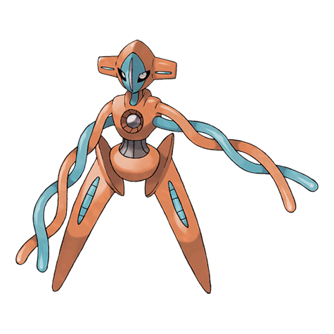 Deoxys (Forma Normal)