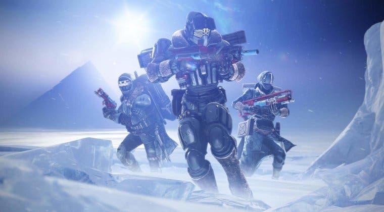 Imagen de Destiny 2: Así funciona Estasis, la nueva subclase de Más Allá de la Luz
