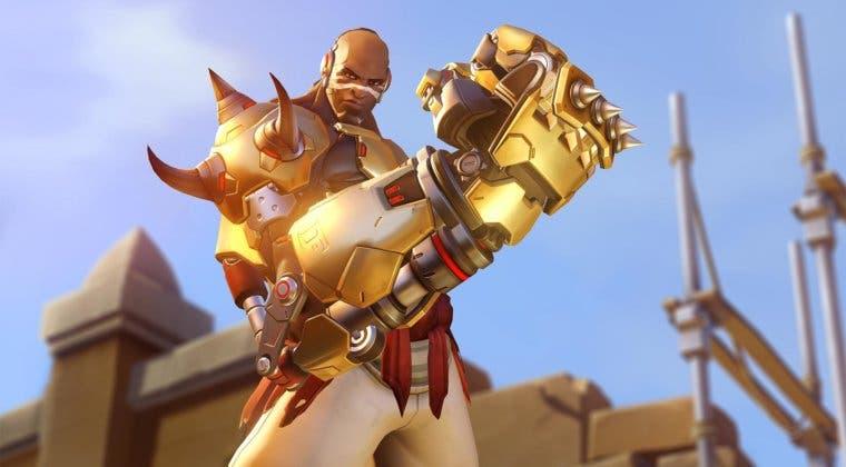 Imagen de Doomfist de Overwatch se une a Super Smash Bros. Ultimate a través de un mod
