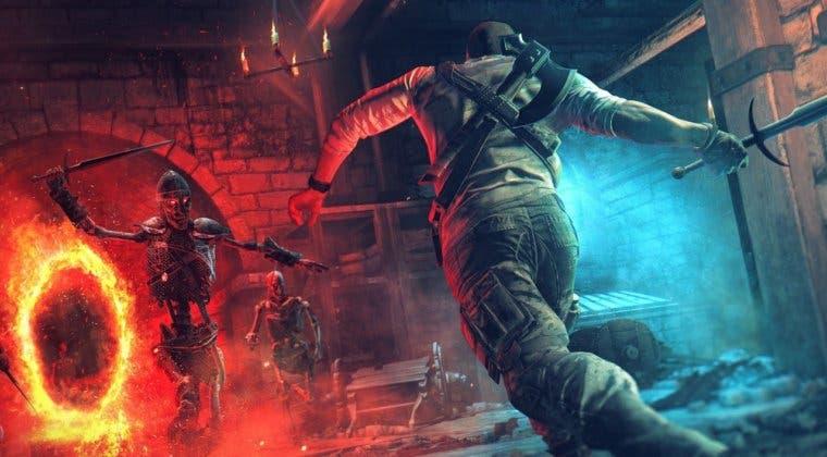 Imagen de Hellraid, el nuevo DLC de Dying Light, ya se encuentra disponible y lo celebra con un tráiler