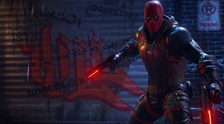 Imagen de Gotham Knights da a conocer los actores de voz de sus protagonistas