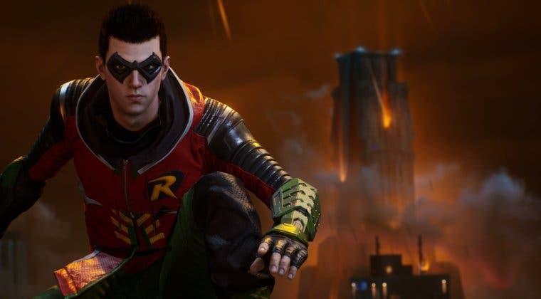 Imagen de Gotham Knights muestra un increíble gameplay en el DC FanDome