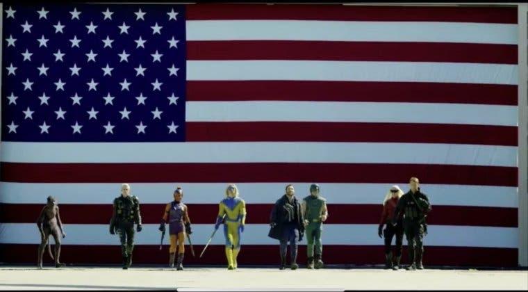 Imagen de Primer vistazo a The Suicide Squad en este increíble avance 'detrás de las cámaras'