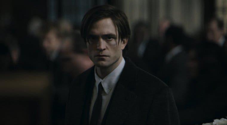 Imagen de Descubre el impactante primer tráiler de The Batman con un espectacular Robert Pattinson