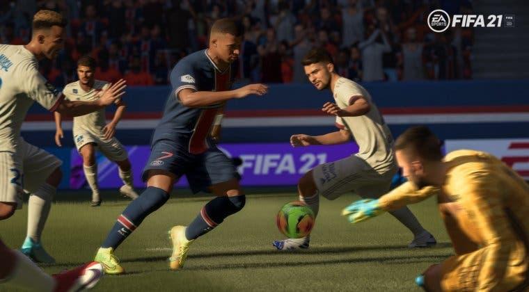 Imagen de FIFA 21, el primer juego para consolas de la saga en vender más copias digitales que físicas