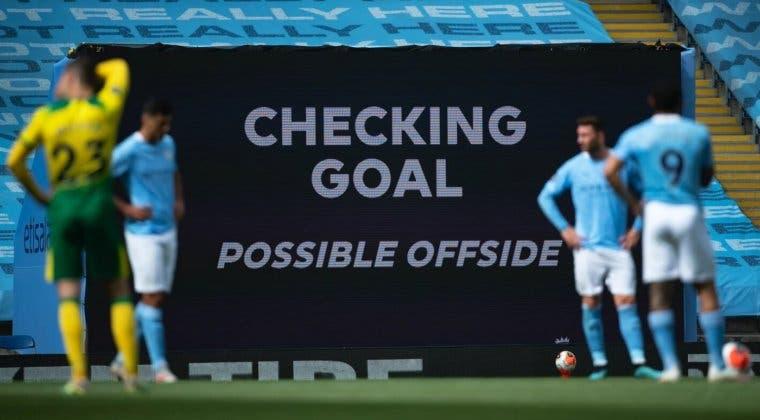 Imagen de EA Sports prescindirá del VAR en FIFA 21