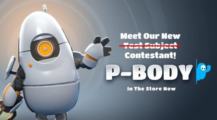 Imagen de Actualización Fall Guys 22 de agosto: Llega la skin de Portal