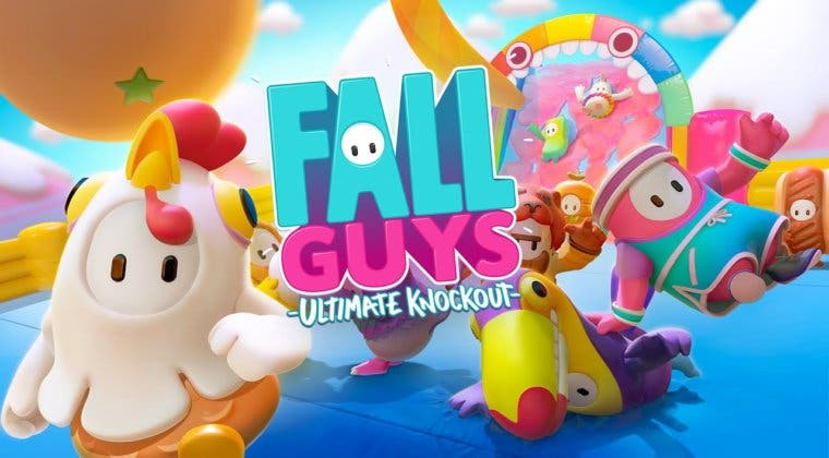 Imagen de Ya disponible para descargar Fall Guys: Ultimate Knockout como parte de PS Plus agosto 2020