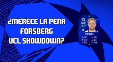 Imagen de FIFA 20: ¿Merece la pena Emil Forsberg UCL Showdown? + Solución de su SBC