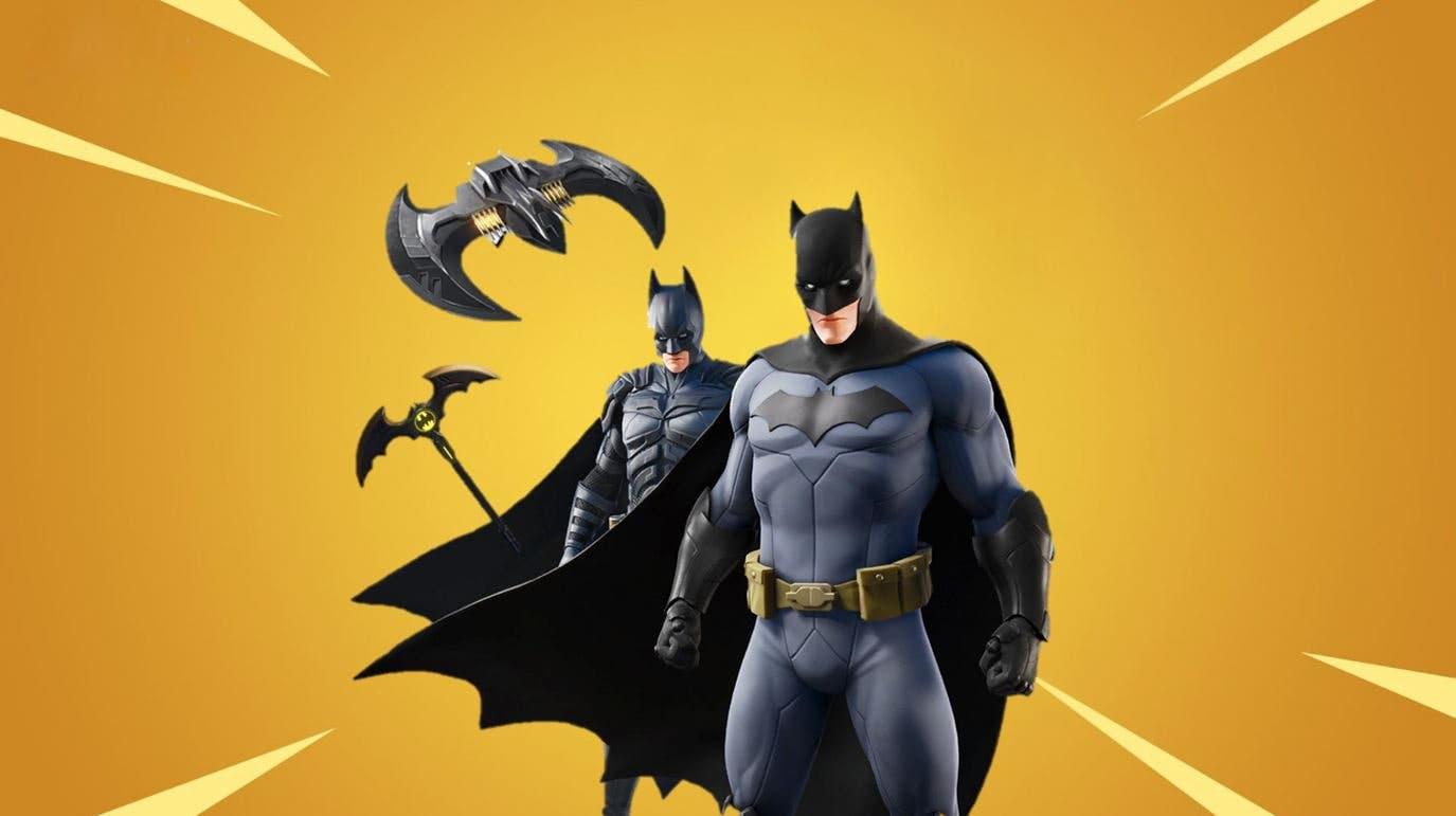 Epic Games decide regalar la skin de Batman en PS4