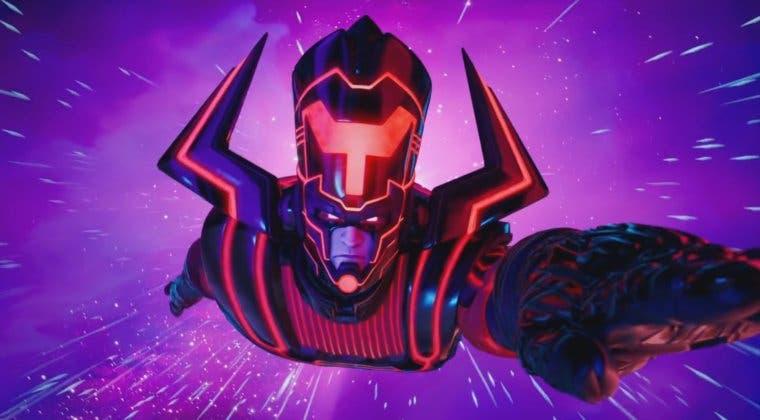 Imagen de Fortnite: Galactus ya ha comenzado a emerger de las profundidades del mar, según una nueva imagen