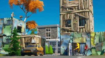 Imagen de Fortnite da la bienvenida a los coches de la Temporada 3 con un nuevo tráiler