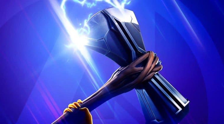 Imagen de Fortnite: cómo encontrar el martillo de Thor en el juego