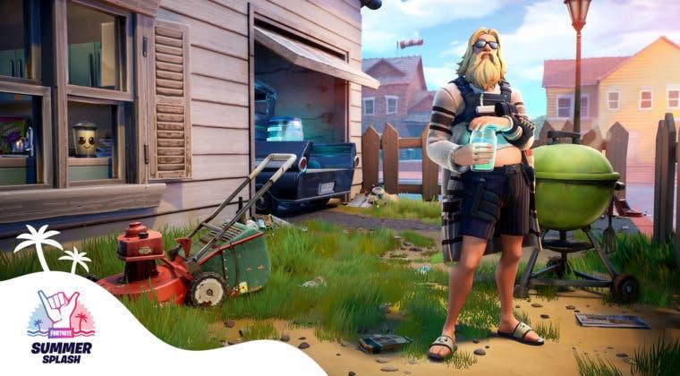 Imagen de Fortnite estrena por sorpresa una skin de Thor en la tienda y hace saltar todas las alarmas