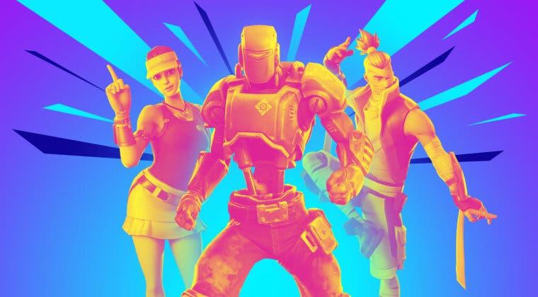 Imagen de Banean a un pro player de Fortnite por toparse con un bug en el FNCS