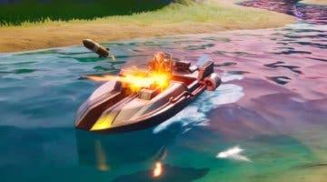 Imagen de Fortnite: se descubren dos nuevos bugs que obligan a Epic a retirar las lanchas motoras