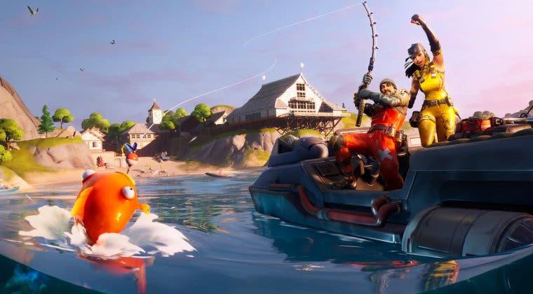 Imagen de Fortnite filtra casi 40 nuevos tipos de peces que llegarían al juego en el futuro