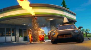 Imagen de Fortnite: así es 'Nitrógeno', el nuevo modo de juego filtrado de taxis del battle royale