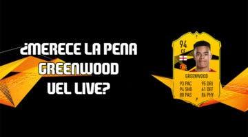 Imagen de FIFA 20: ¿Merece la pena Mason Greenwood UEL Live? + Solución de su SBC