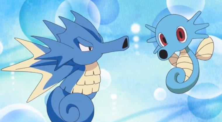 Imagen de Pokémon GO se llenará de Horsea dentro de unas horas