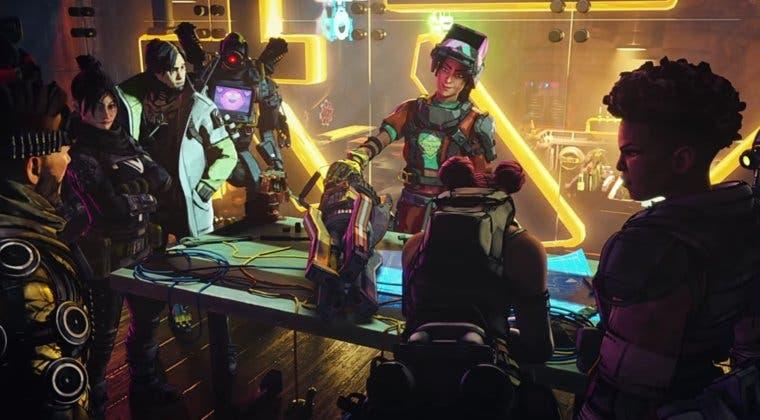 Imagen de Apex Legends: estas son todas las novedades de la Temporada 6
