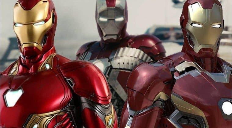 Imagen de Así ha ido evolucionado el traje de Iron Man en el UCM