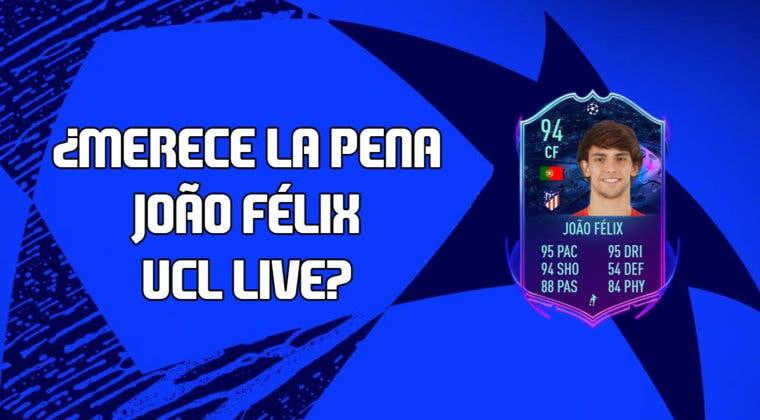 Imagen de FIFA 20: ¿Merece la pena Joao Félix UCL Live? + Solución de su SBC
