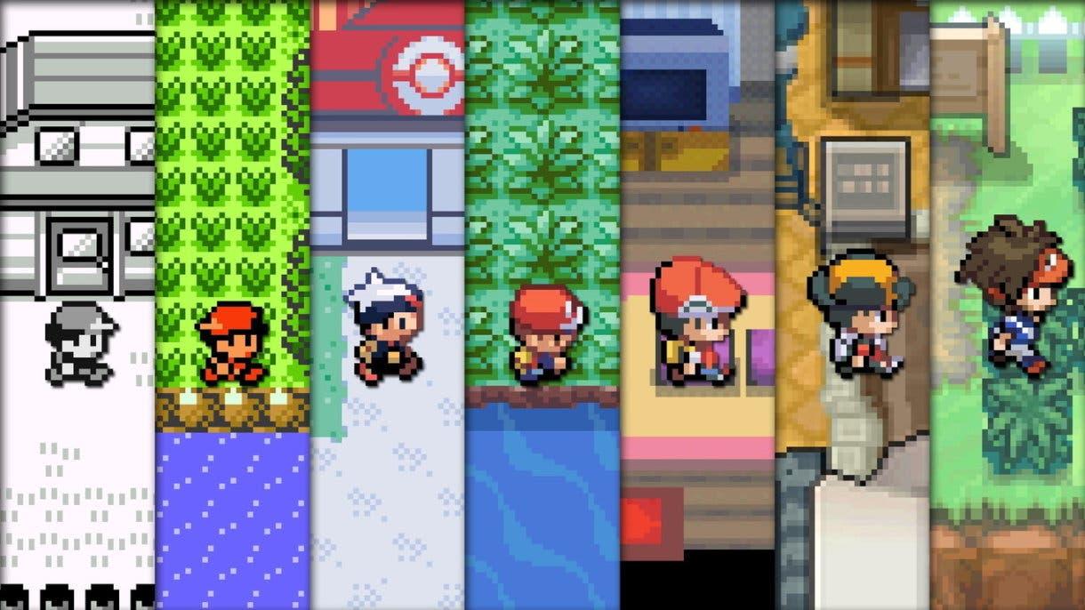 Juegos de Pokémon más vendidos
