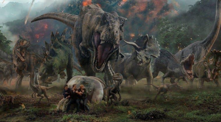 Imagen de Jurassic World Dominion: una nueva foto del set de rodaje revela nuevas pistas