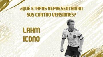 Imagen de FIFA 21: predicción de las etapas y momentos de Lahm Icono