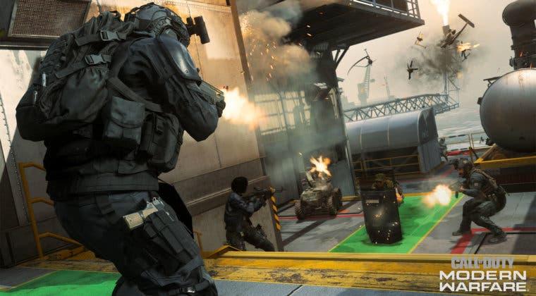 Imagen de Disfruta gratis de Modern Warfare durante este fin de semana y exprime la quinta temporada