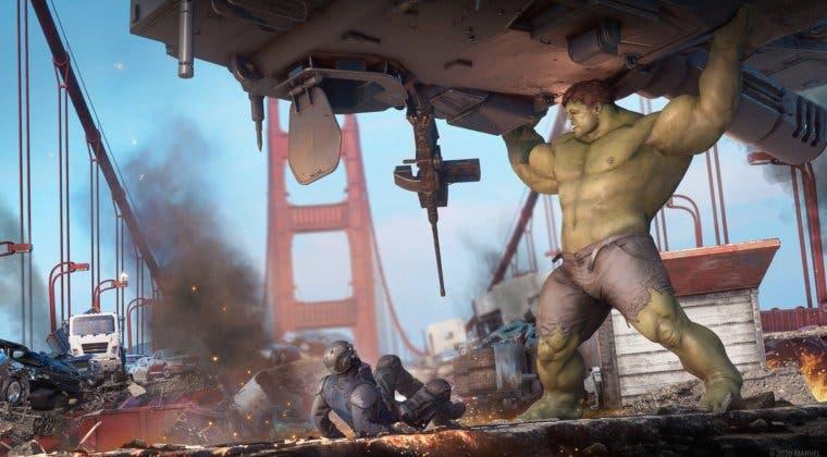 Imagen de Marvel's Avengers tendrá casi 20 GBs de descarga en su parche del día uno
