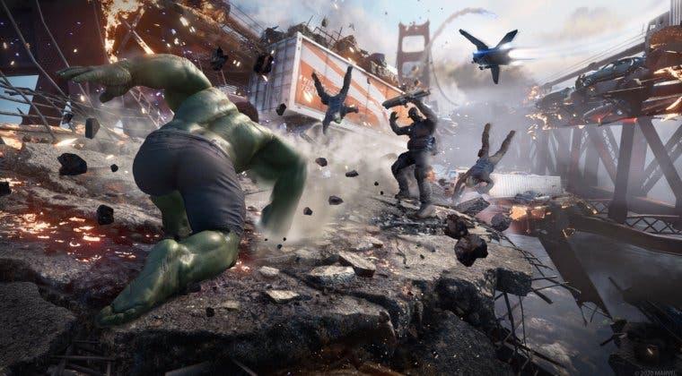 Imagen de La nueva prueba de Marvel's Avengers nos hace desear el juego final