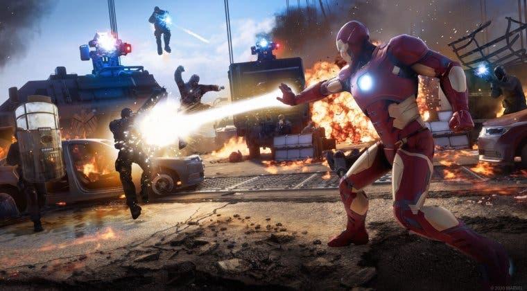 Imagen de Marvel's Avengers se convierte en el juego de PS4 más vendido de Amazon