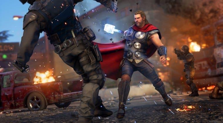 Imagen de ¿Casi 100 GBs? Este sería el tamaño de Marvel's Avengers