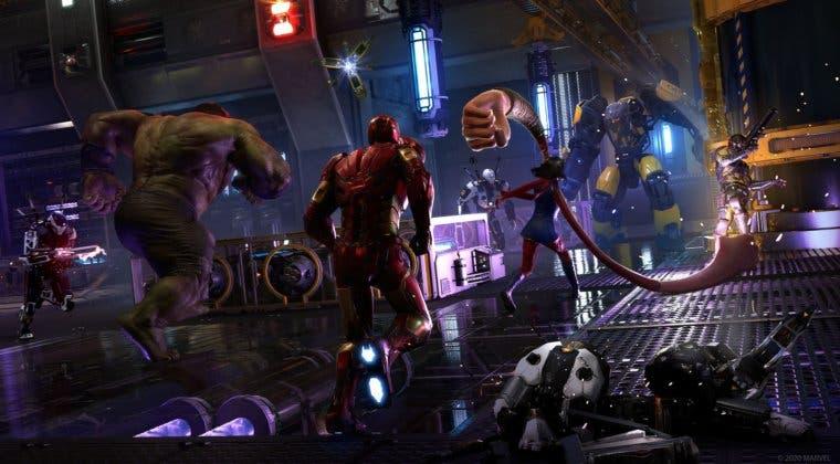 Imagen de Marvel's Avengers lidera la lista de los más vendidos esta semana en UK