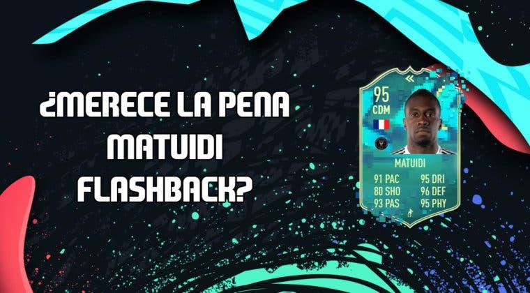 Imagen de FIFA 20: ¿Merece la pena Blaise Matuidi Flashback? + Solución de su SBC