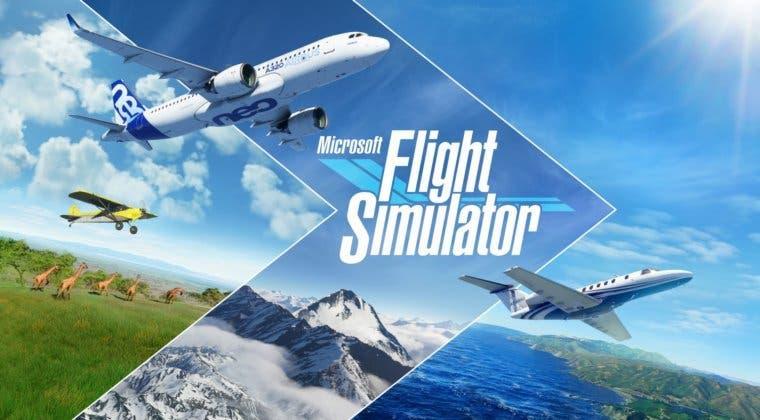 Imagen de Análisis Microsoft Flight Simulator