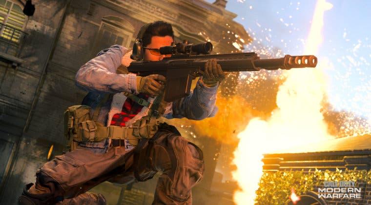 Imagen de Francotirador con batería: Así es la inaudita kill que ha logrado un streamer de Modern Warfare